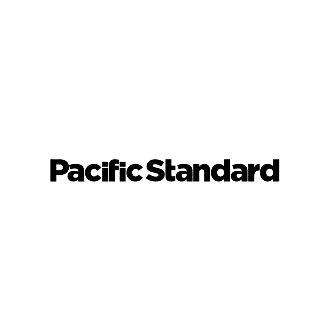 Pacific Standard logo because Dr. Shafron has worked with them