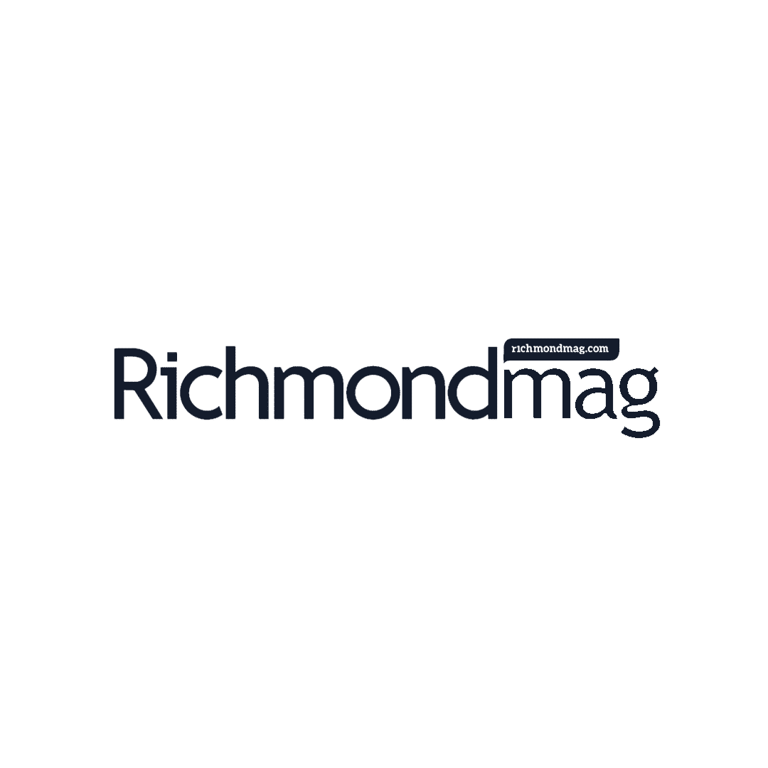 Richmond Mag logo because Dr. Gavin Shafron has collaborated with them