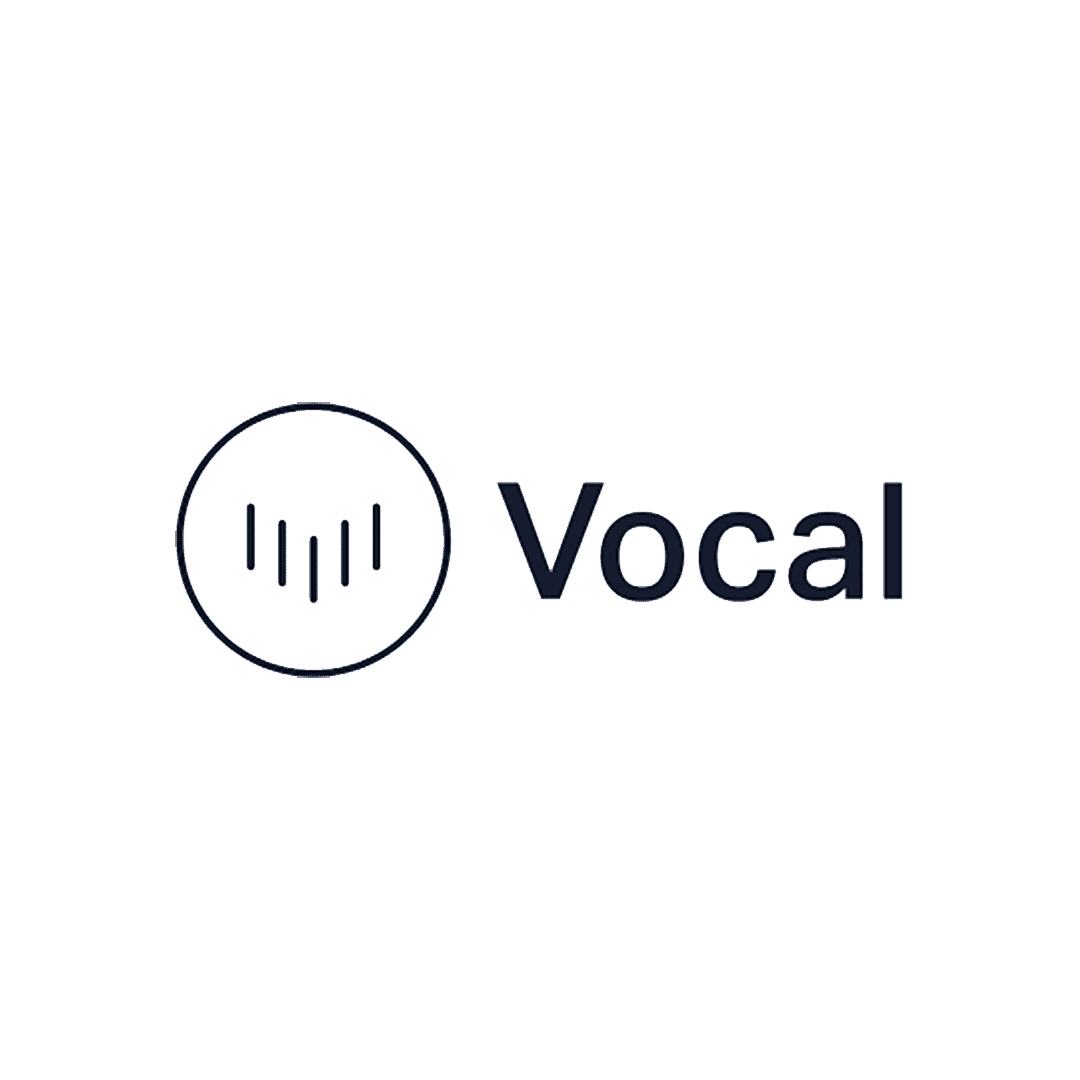 Vocal logo because Dr. Gavin Shafron has collaborated with them